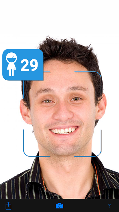 age-o-meter: How Old Do I Look?