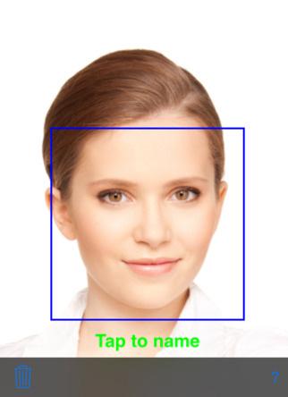 التعرف على الوجه