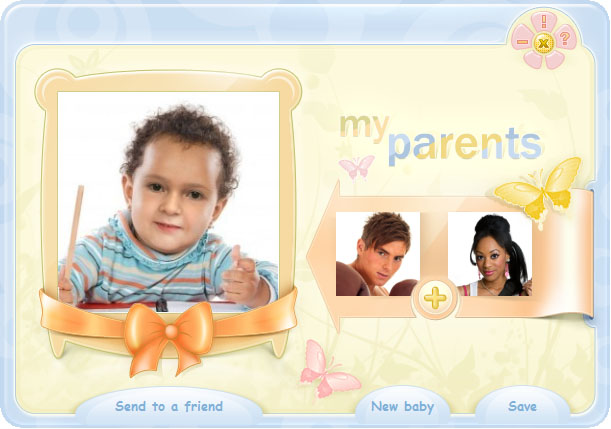 BabyMaker - What Will Your Baby Look Like?