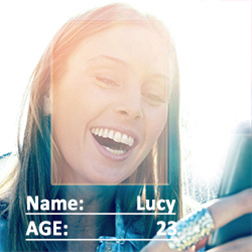 Luxand - Face Recognition, Face Detection and Facial Feature